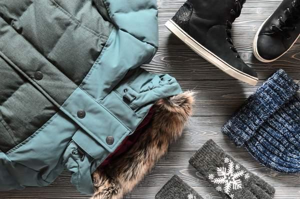 Warme Kleidung gegen Wetterfühligkeit